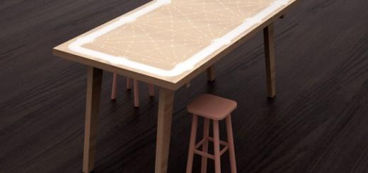 mesa conectada