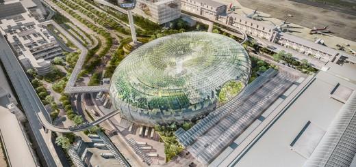 Prototipo Aeropuerto en Singapur