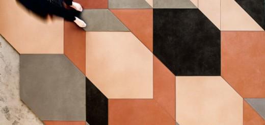 Geometrical Dreams, diseño de Patricia Urquiola para Muntina.